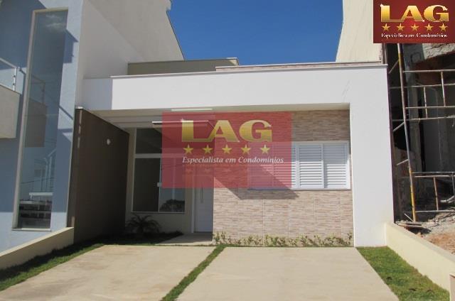 Casa residencial à venda, Condominio Golden Park Residence II, Sorocaba - CA2592.