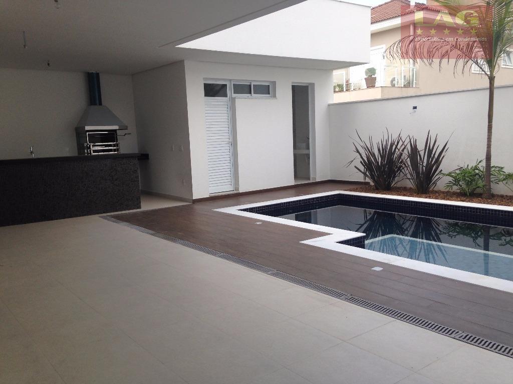 Casa residencial à venda, Condomínio Sunset, Sorocaba - CA3059.