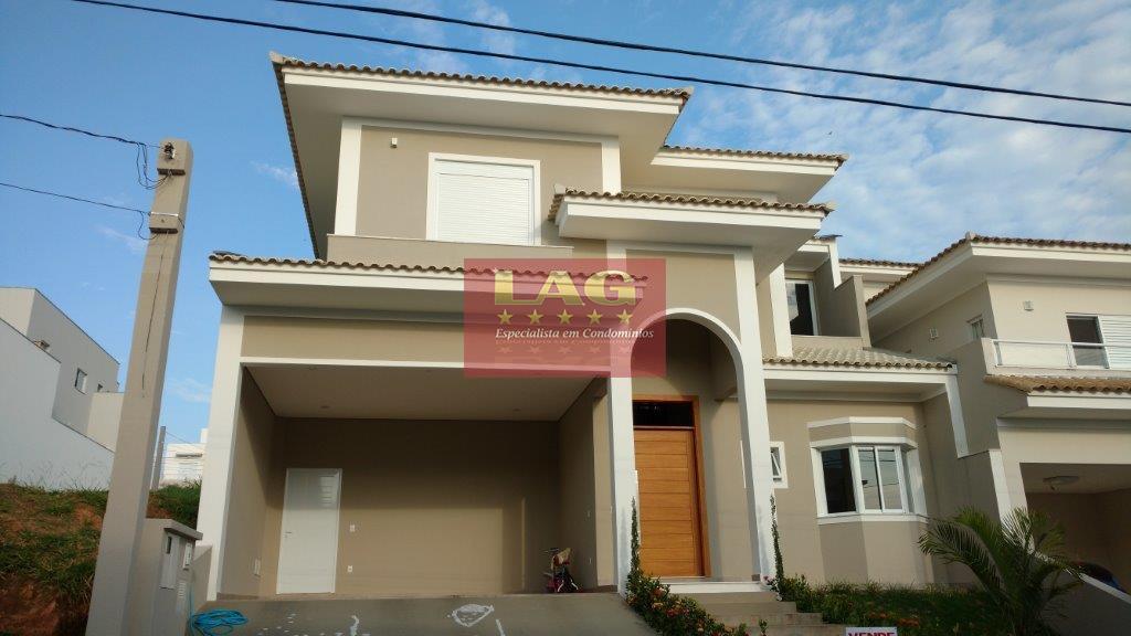 Casa residencial à venda, Condomínio Residencial Aldeia da Mata, Votorantim - CA3437.