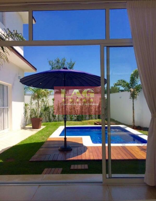 Maravilhosa residência para venda e locação - Condomínio Villagio Di Capri, Sorocaba.