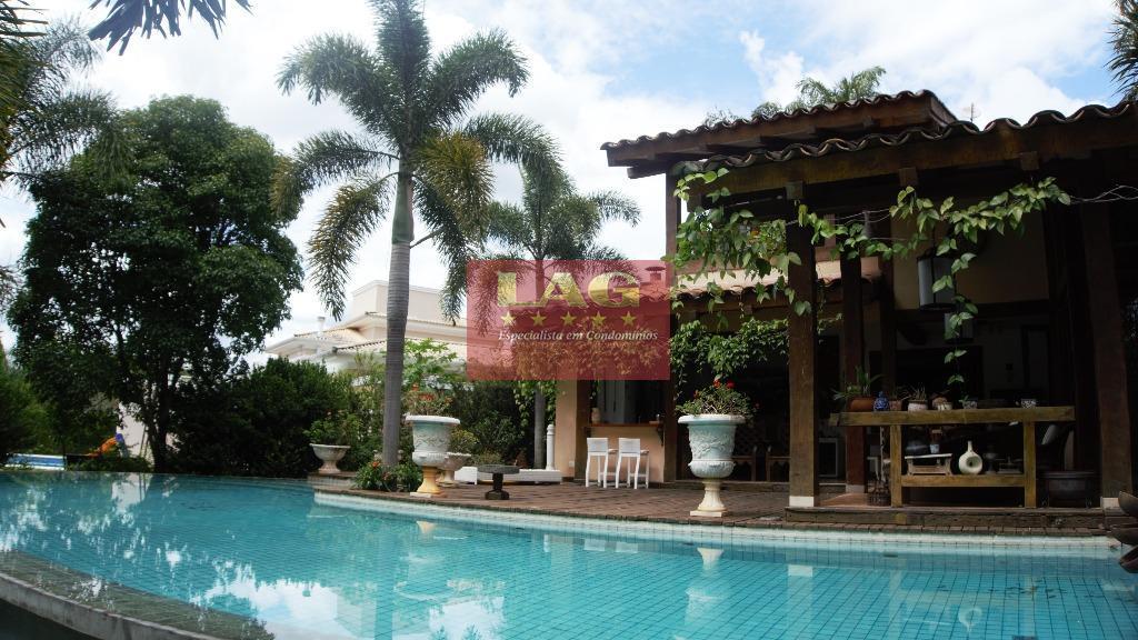 Casa residencial à venda, Condomínio Lago Azul, Araçoiaba da Serra.