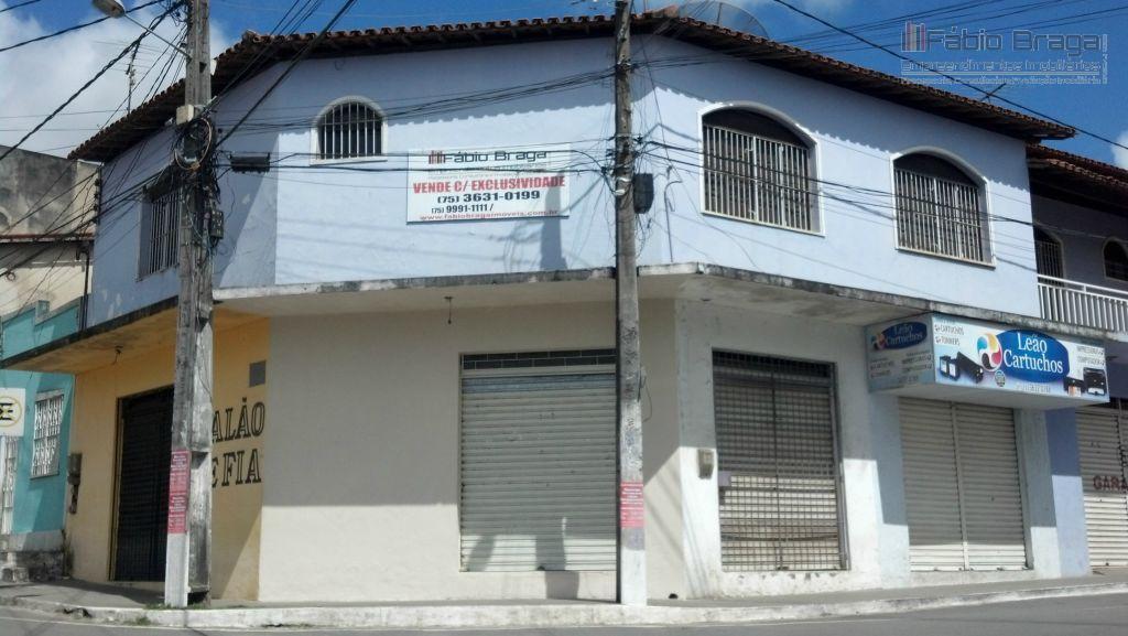 Casa residencial para venda e locação, Centro, Santo Antônio de Jesus - CA0156.