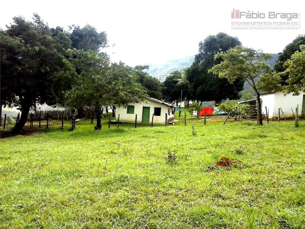 Fazenda rural à venda, Sede, Elísio Medrado.