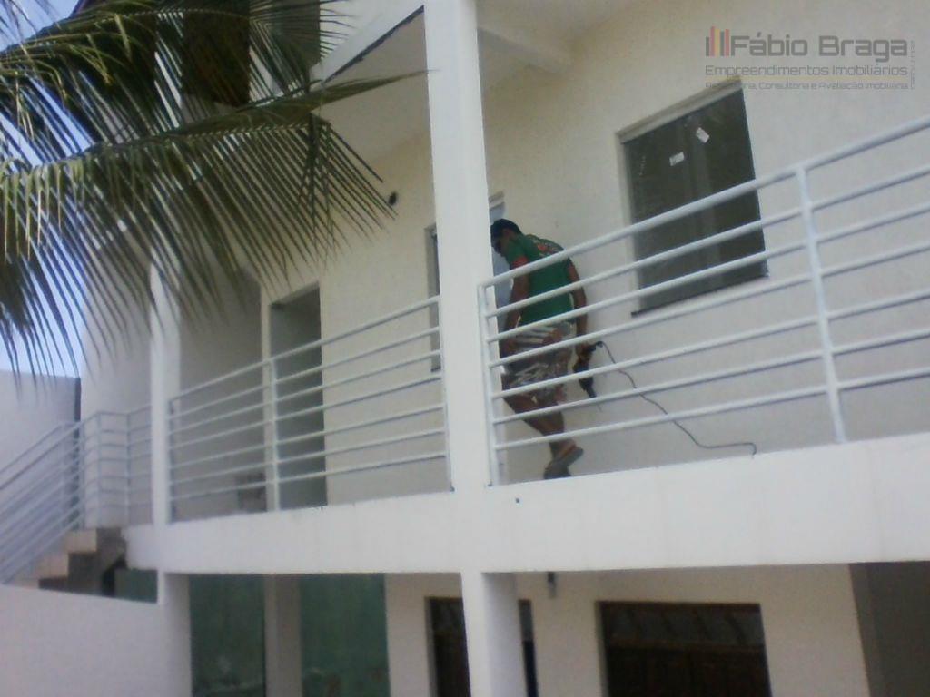 Apartamento residencial para locação, Mar Grande, Vera Cruz.