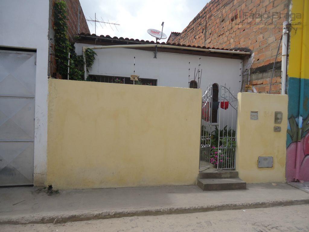 Casa residencial à venda, Nossa Senhora das Graças, Santo Antônio de Jesus.