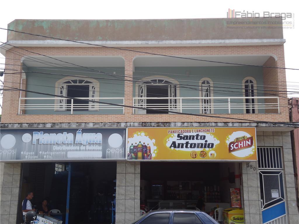 Apartamento residencial para locação, Centro, Santo Antônio de Jesus - AP0039.