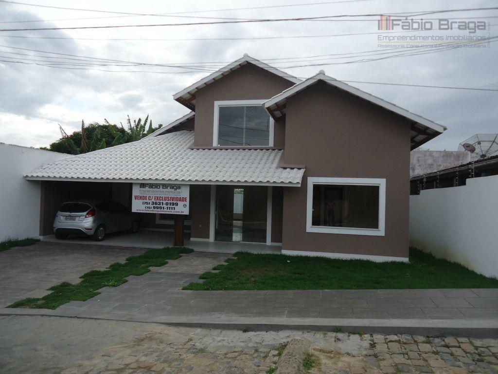 Casa residencial à venda, Maria Preta,Cond. Centenário, Santo Antônio de Jesus - CA0234.