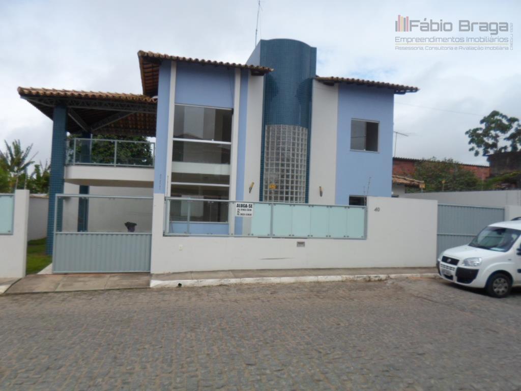 Casa residencial para locação, Andaia, Santo Antônio de Jesus - CA0269.