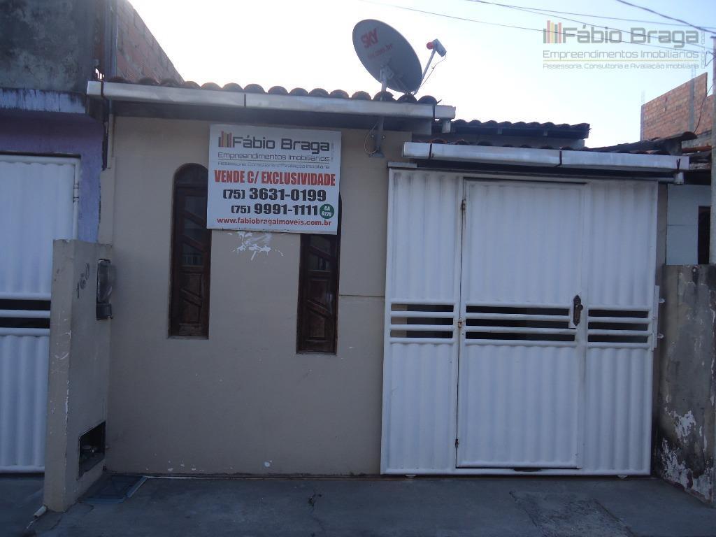 Casa residencial para VENDER em Santo Antonio de Jesus/Ba.