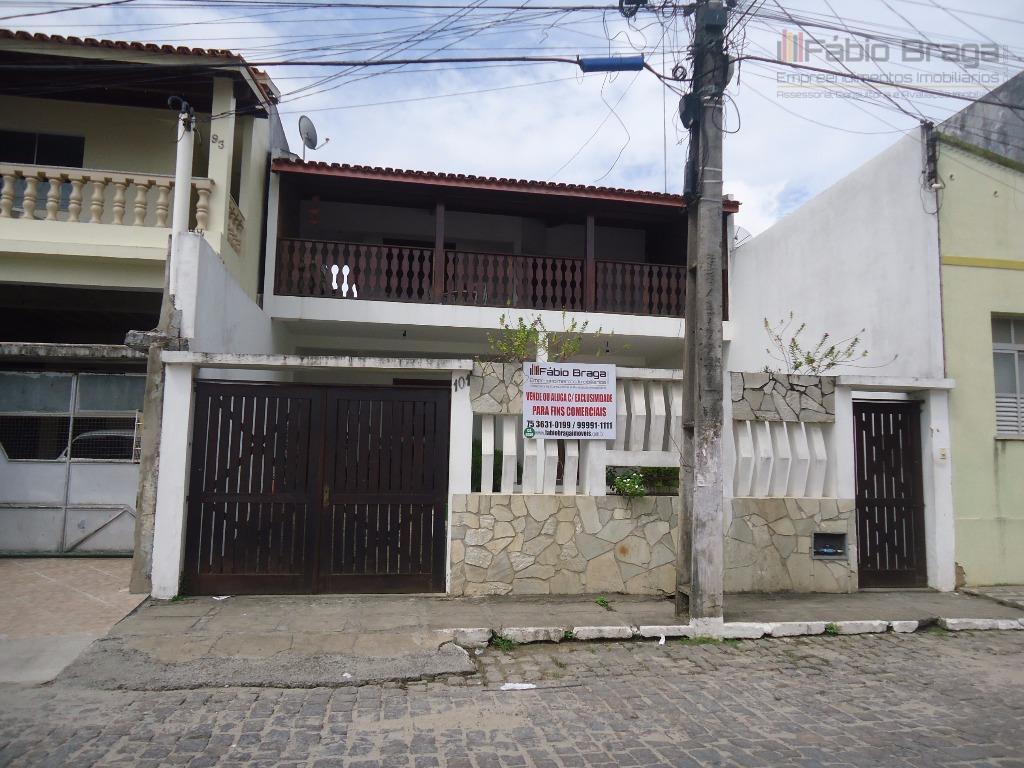 Casa comercial à venda, Centro, Santo Antônio de Jesus - CA0306.