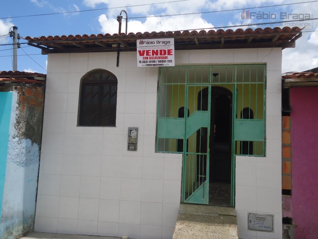 Casa residencial à venda, Barro Vermelho, Santo Antônio de Jesus.