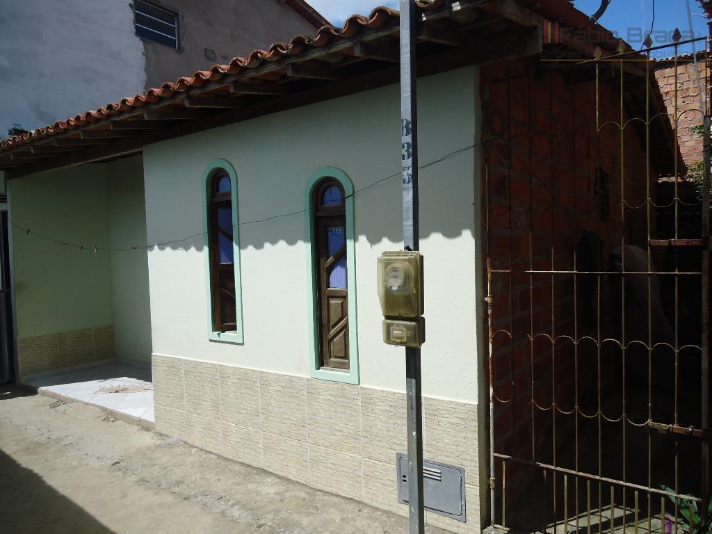 Casa  residencial à venda, Cajueiro, Santo Antônio de Jesus.
