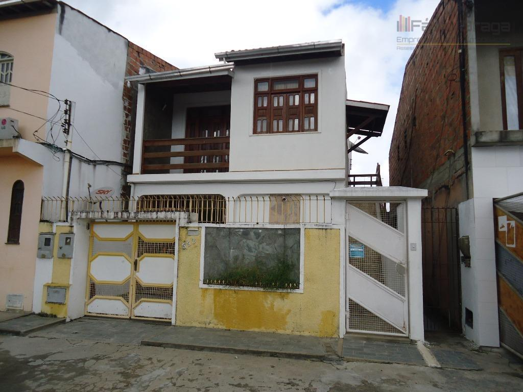 Casa residencial para venda e locação, Centro, Santo Antônio de Jesus - CA0331.