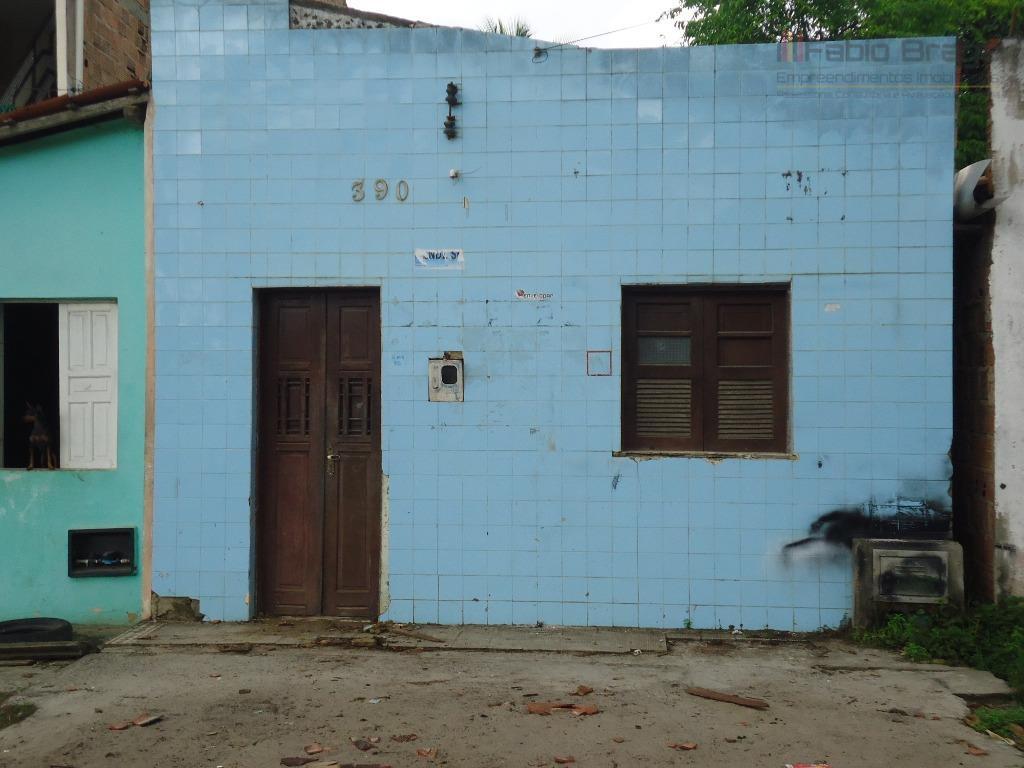 Terreno residencial à venda, Centro, Santo Antônio de Jesus - TE0099.