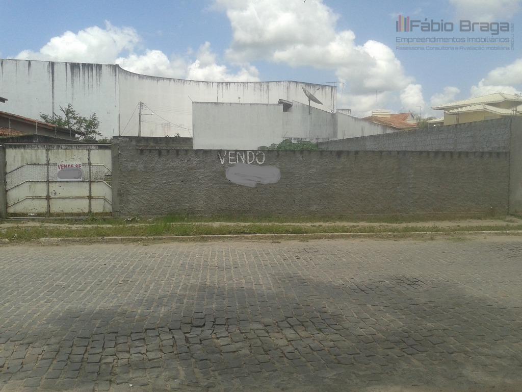 Terreno residencial à venda, Centro, Santo Antônio de Jesus - TE0103.