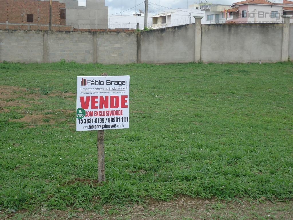 Terreno residencial a venda, Maria Preta, Santo Antônio de Jesus - TE0105.