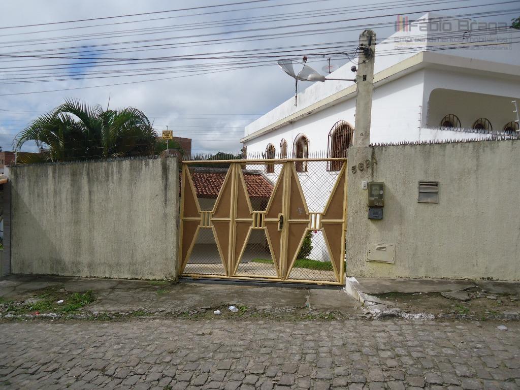 Casa residencial para locação, Jardim Brasil, Santo Antônio de Jesus - CA0302.