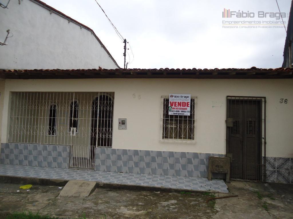 Casa residencial à venda, Cajueiro, Santo Antônio de Jesus - CA0343.