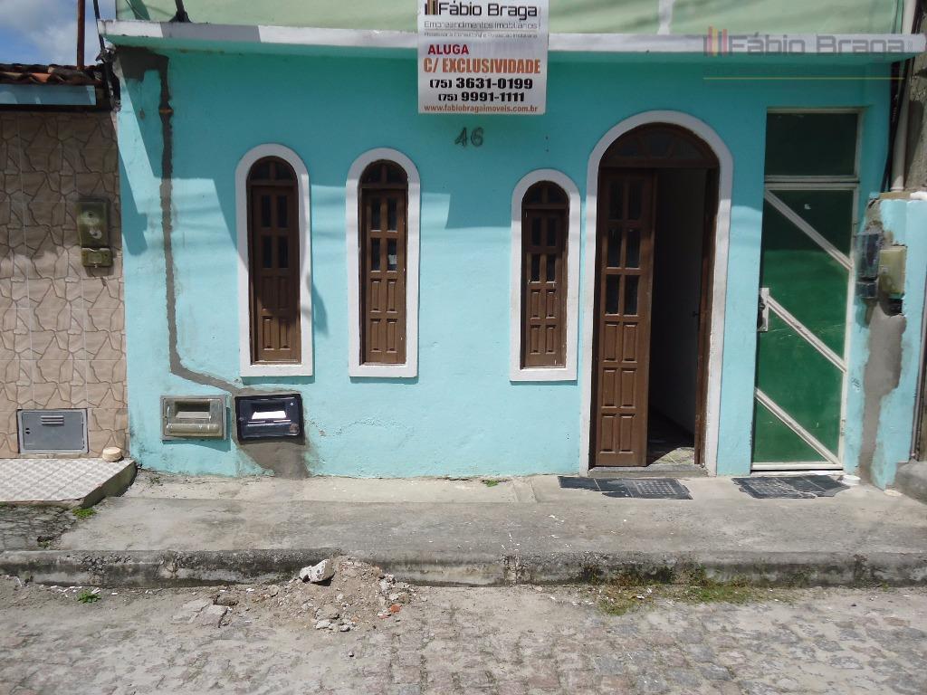 Casa  residencial para locação,Salgadeira, Santo Antônio de Jesus.
