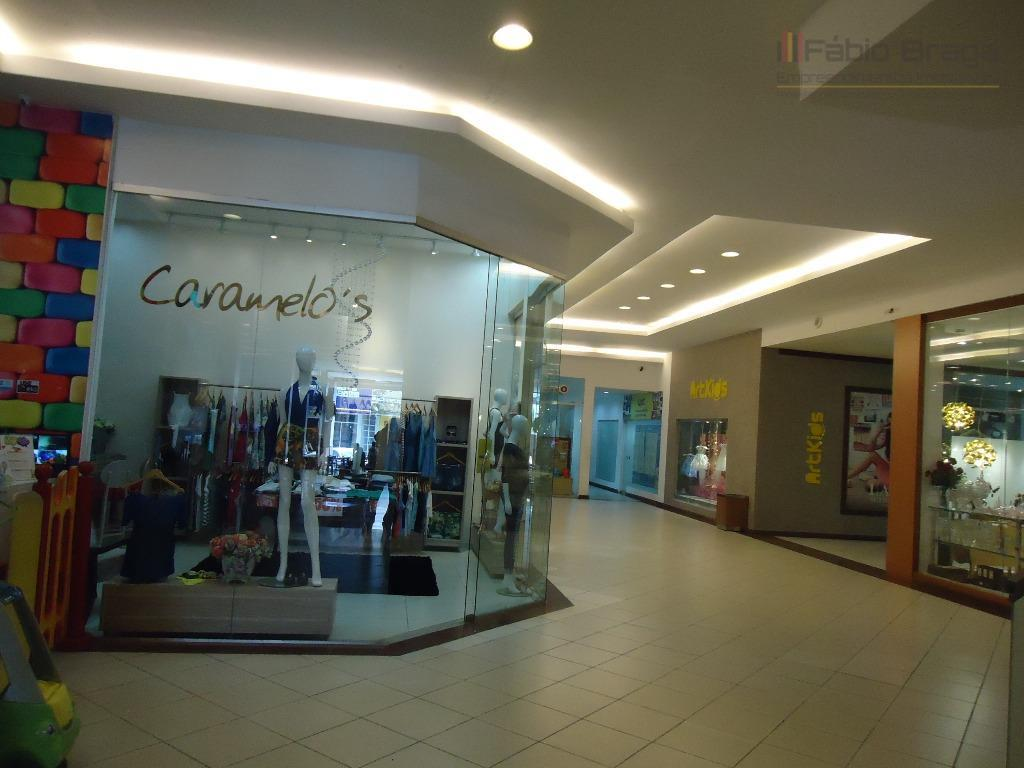 Loja comercial à venda, Shopping Itaguari, Santo Antônio de Jesus.