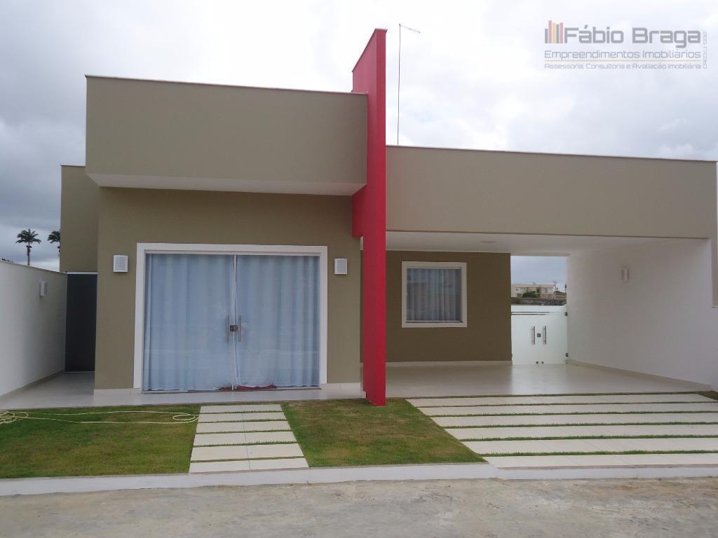 Casa residencial à venda, em cond. fechado, Maria Preta, Santo Antônio de Jesus.