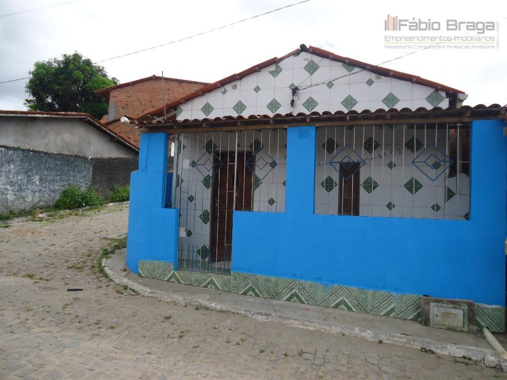 Casa residencial para venda e locação, Barro Vermelho, Santo Antônio de Jesus.