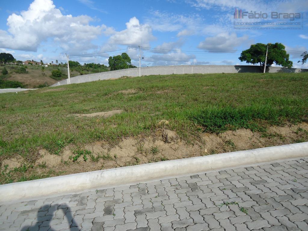Terreno residencial à venda,  Condomínio Arvoredo Castanheira, Santo Antônio de Jesus.