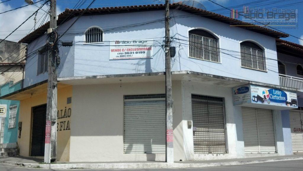 Casa residencial para locação, Centro, Santo Antônio de Jesus - CA0383.