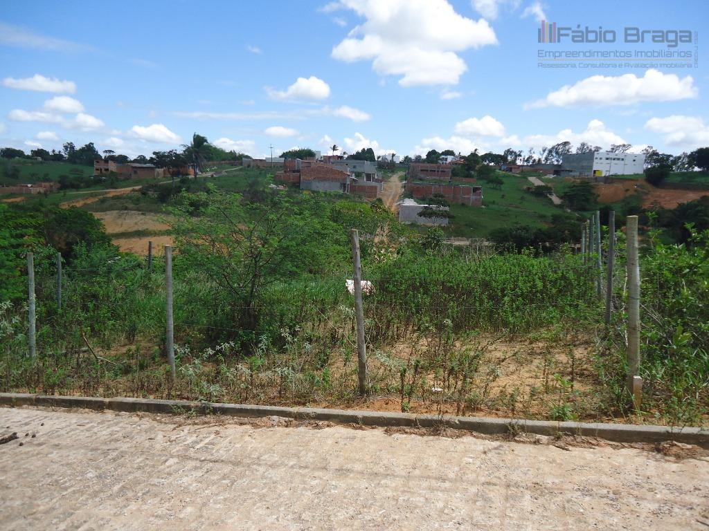 Terreno residencial à venda, Cajueiro, Santo Antônio de Jesus - TE0121.