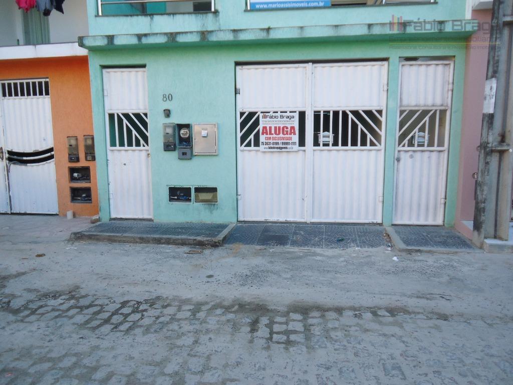 Casa residencial para locação, Andaia, Santo Antônio de Jesus.