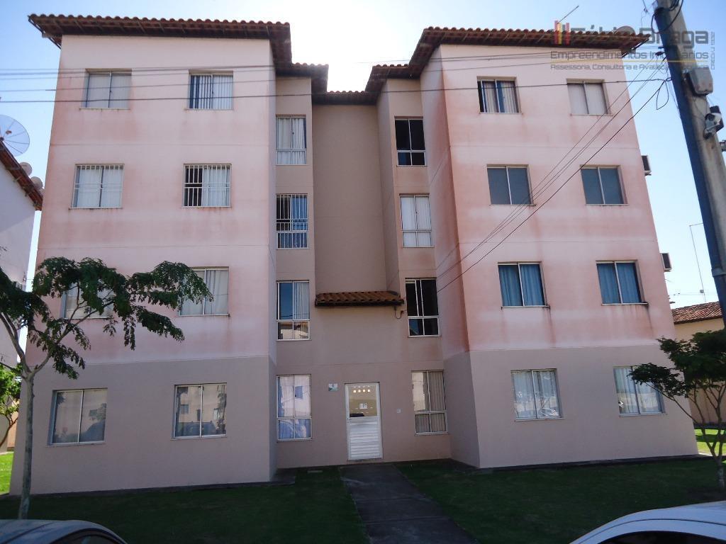 Apartamento residencial para venda e locação, Cajueiro, Santo Antônio de Jesus.