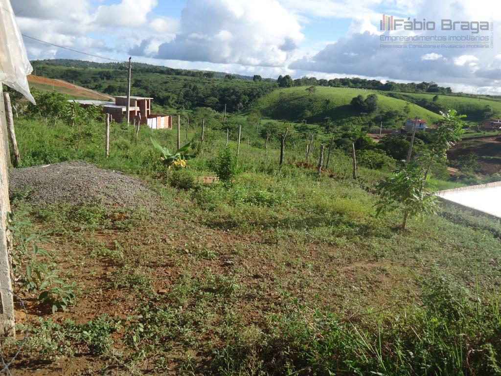 Terreno à venda, 250 m² por R$ 40.000 - Cajueiro - Santo Antônio de Jesus/BA