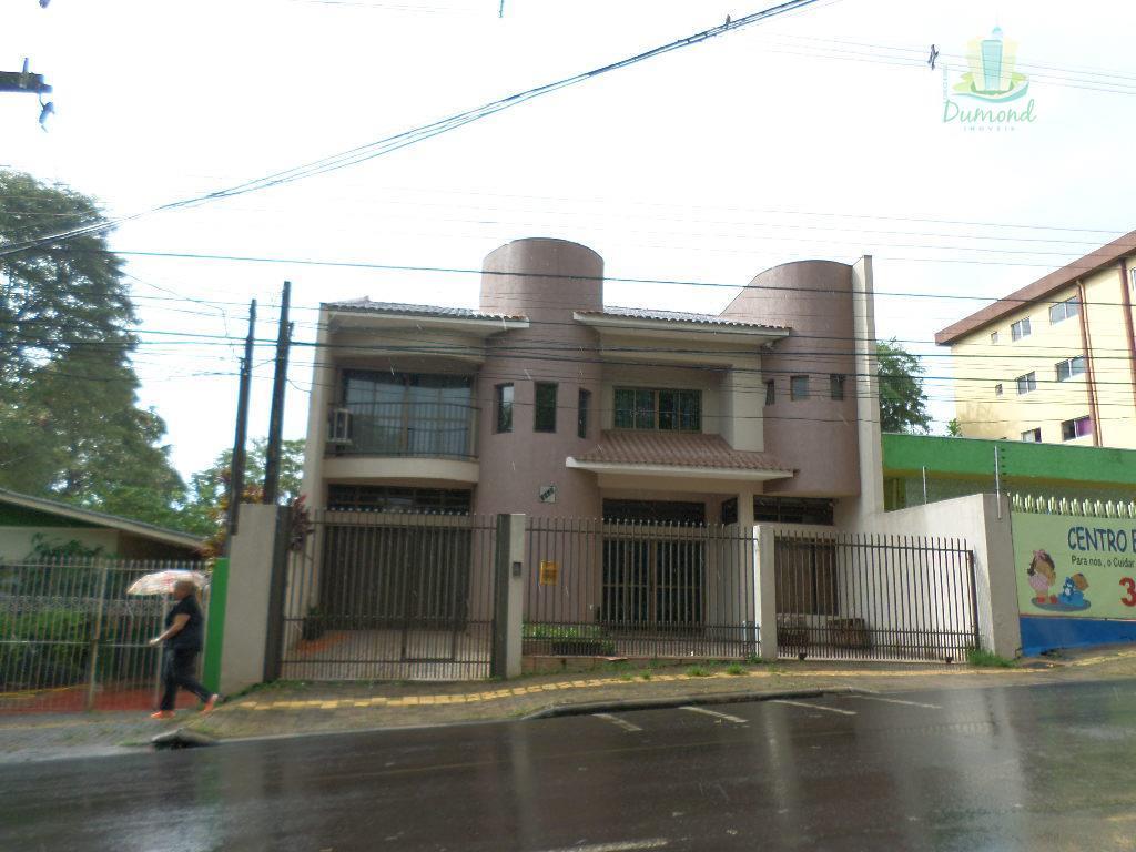 Sobrado à venda, Centro, Foz do Iguaçu.