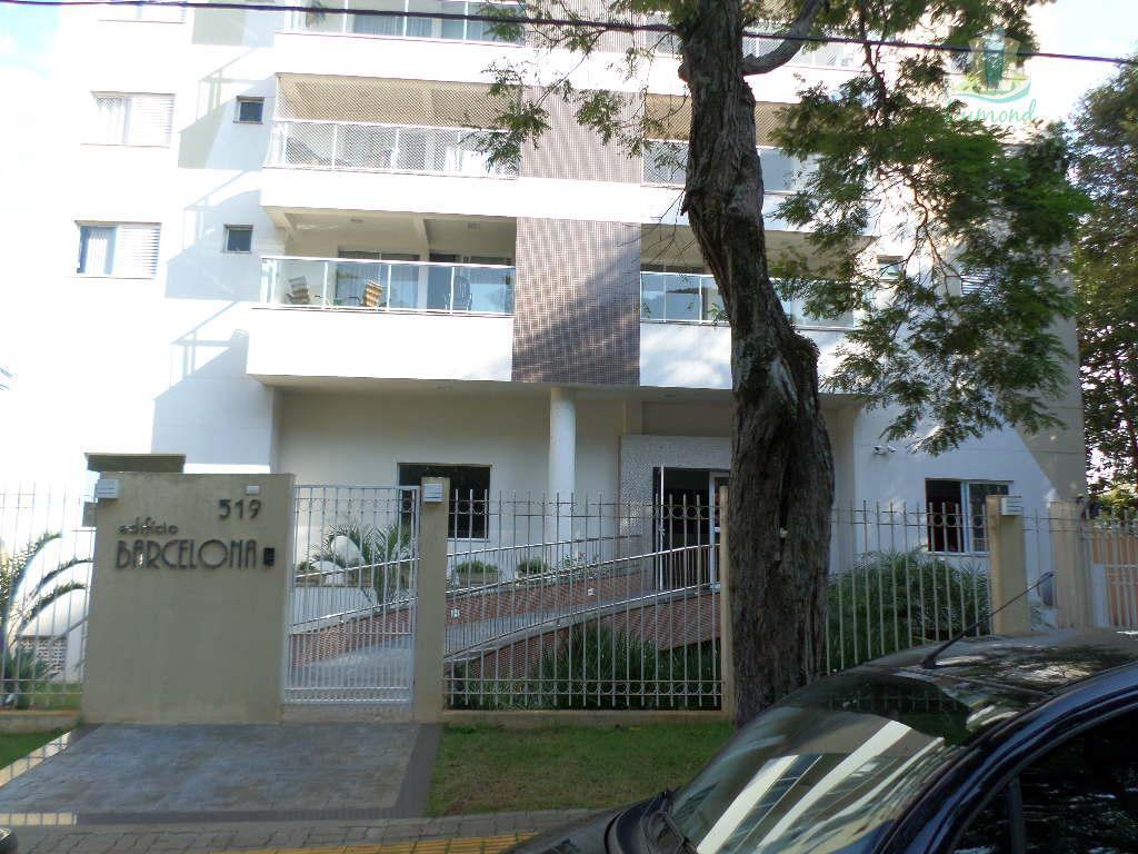 Apartamento à venda no Edifício Barcelona em Foz do Iguaçu.