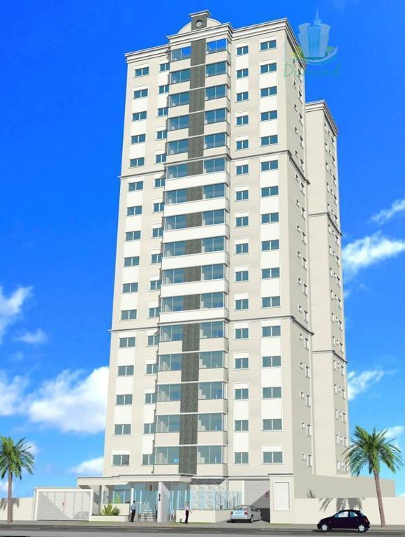 Apartamento residencial à venda, Edifício Philadelphia Tower, Foz do Iguaçu.
