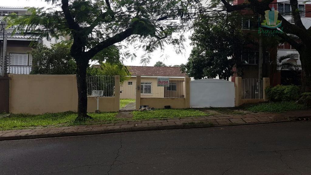 Casa para locação, Vila Yolanda, Foz do Iguaçu.