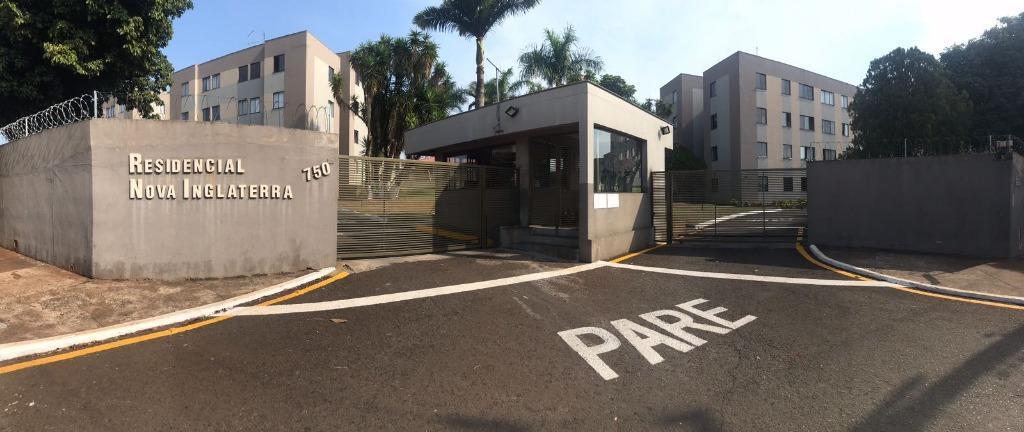 Apartamento residencial à venda, Lagoa Dourada, Londrina.