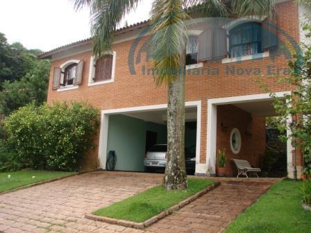 Casa com 5 dormitórios à venda, 491 m² por R$ 1.080.000 - Condomínio São Joaquim - Vinhedo/SP