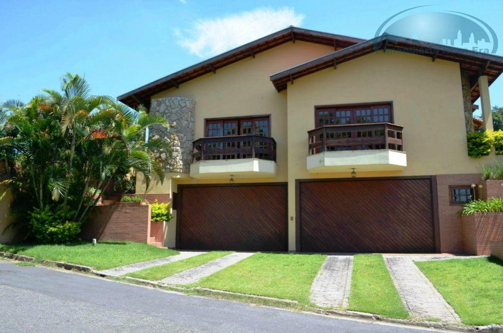 Casa Residencial à venda, Condomínio Estância Marambaia, Vinhedo - CA0036.