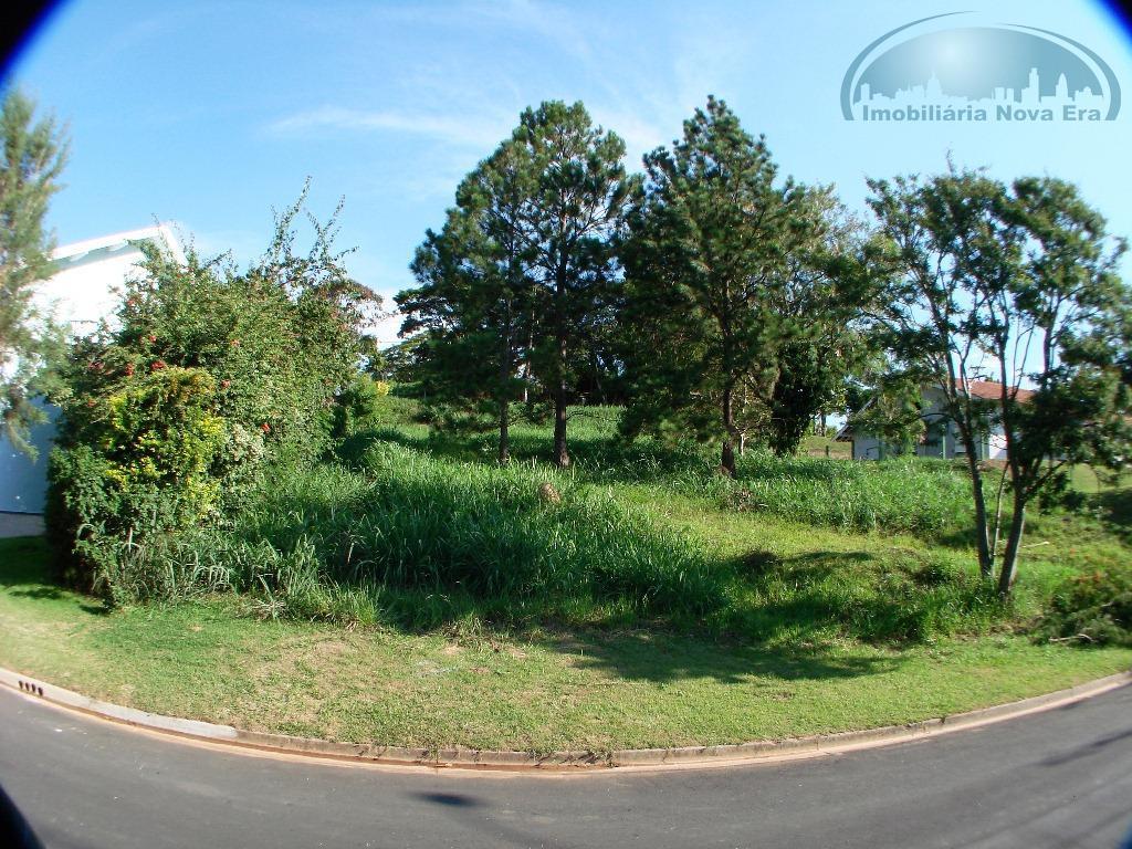 Terreno residencial à venda, Condomínio Estância Marambaia, Vinhedo - TE0376.