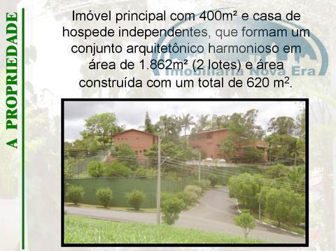Casa com 4 dormitórios à venda, 400 m² por R$ 1.770.000 - Condomínio Estância Marambaia - Vinhedo/SP