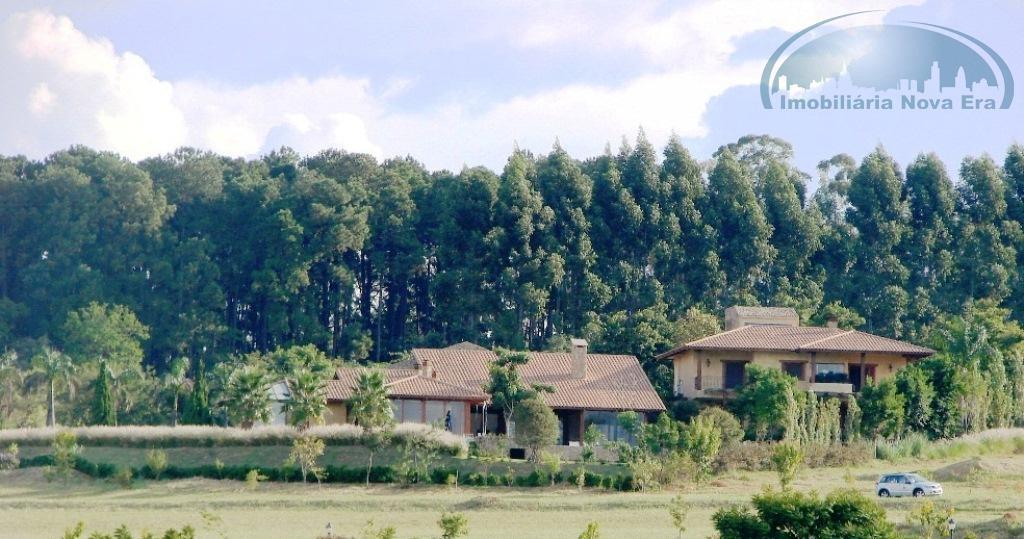 Casa residencial à venda, Condomínio Fazenda da Grama, Itupeva - CA0688.