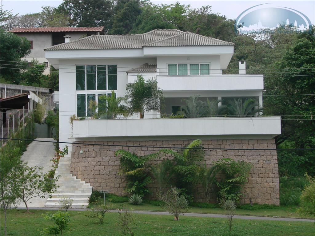 Casa com 4 dormitórios à venda, 400 m² por R$ 2.500.000 - Condomínio Estância Marambaia - Vinhedo/SP