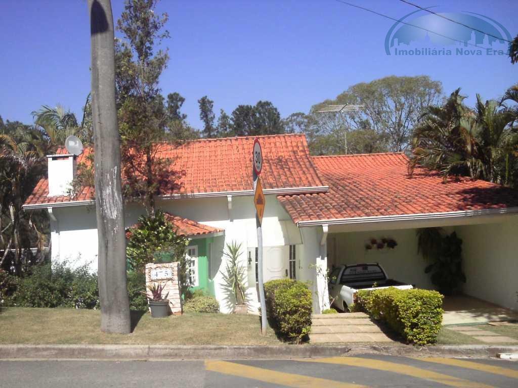Casa Residencial à venda, Condomínio Estância Marambaia, Vinhedo - CA0032.