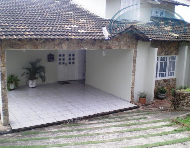 Casa Residencial à venda, Condomínio Estância Marambaia, Vinhedo - CA0031.