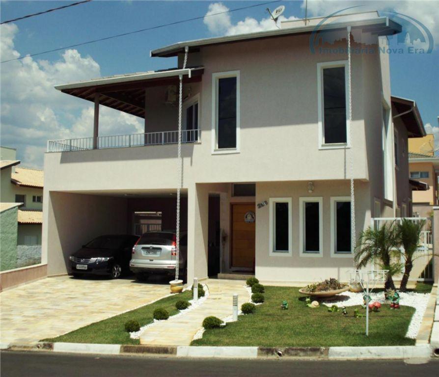 Casa residencial à venda, Condomínio Terras de São Francisco, Vinhedo - CA0095.