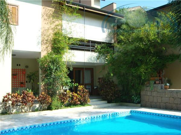 Casa Residencial à venda, Condomínio Estância Marambaia, Vinhedo - CA0055.