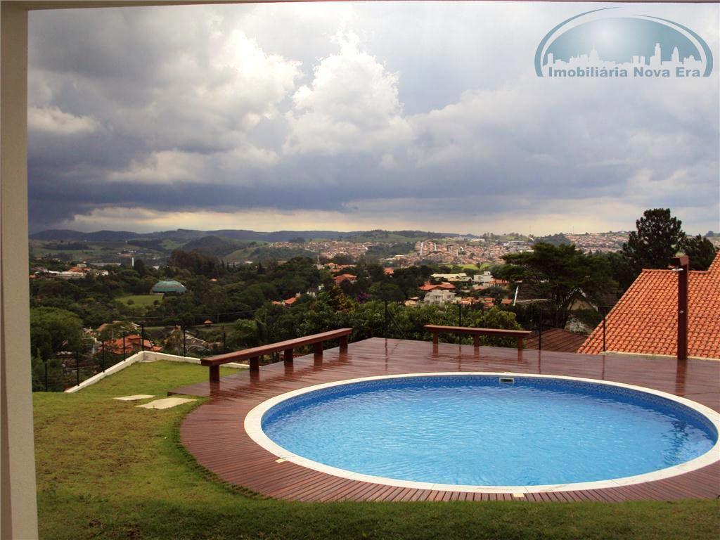 Casa com 3 dormitórios à venda, 391 m² por R$ 1.650.000 - Condomínio Estância Marambaia - Vinhedo/SP