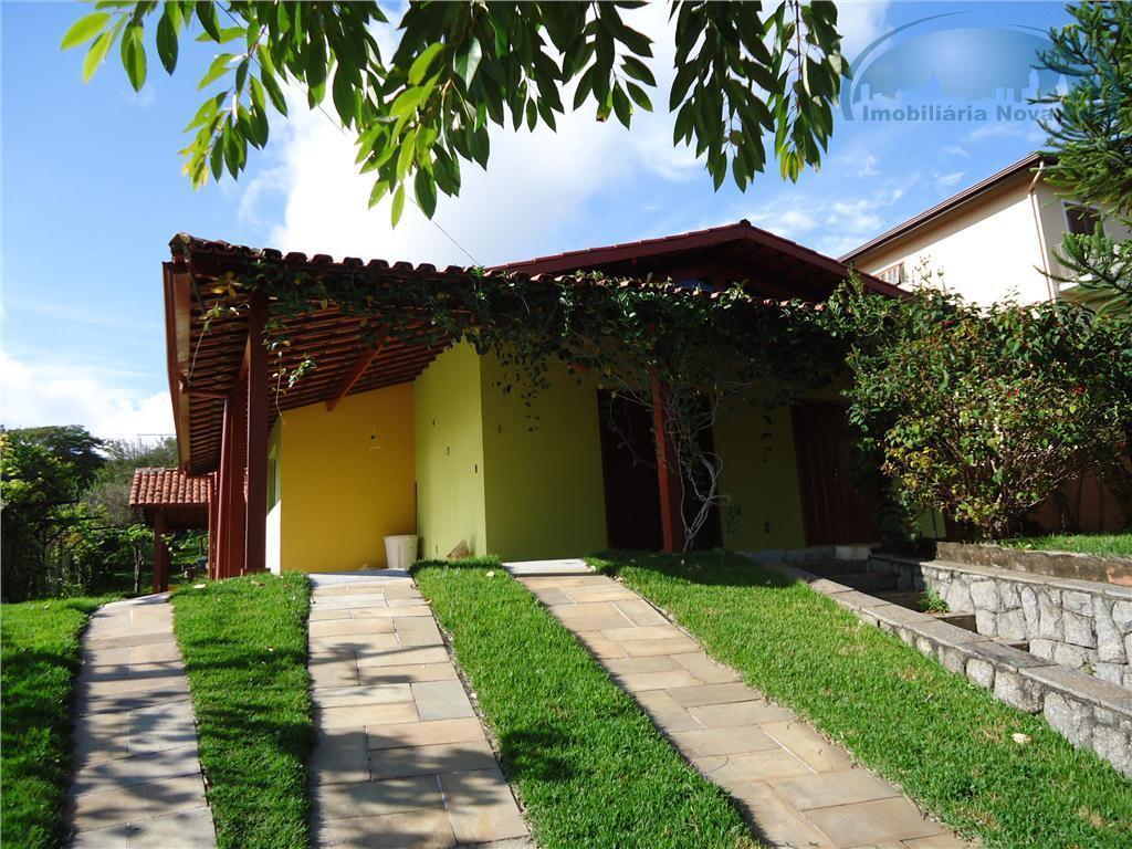 Casa com 3 dormitórios à venda, 212 m² por R$ 1.200.000 - Condomínio Vista Alegre - Sede - Vinhedo/SP
