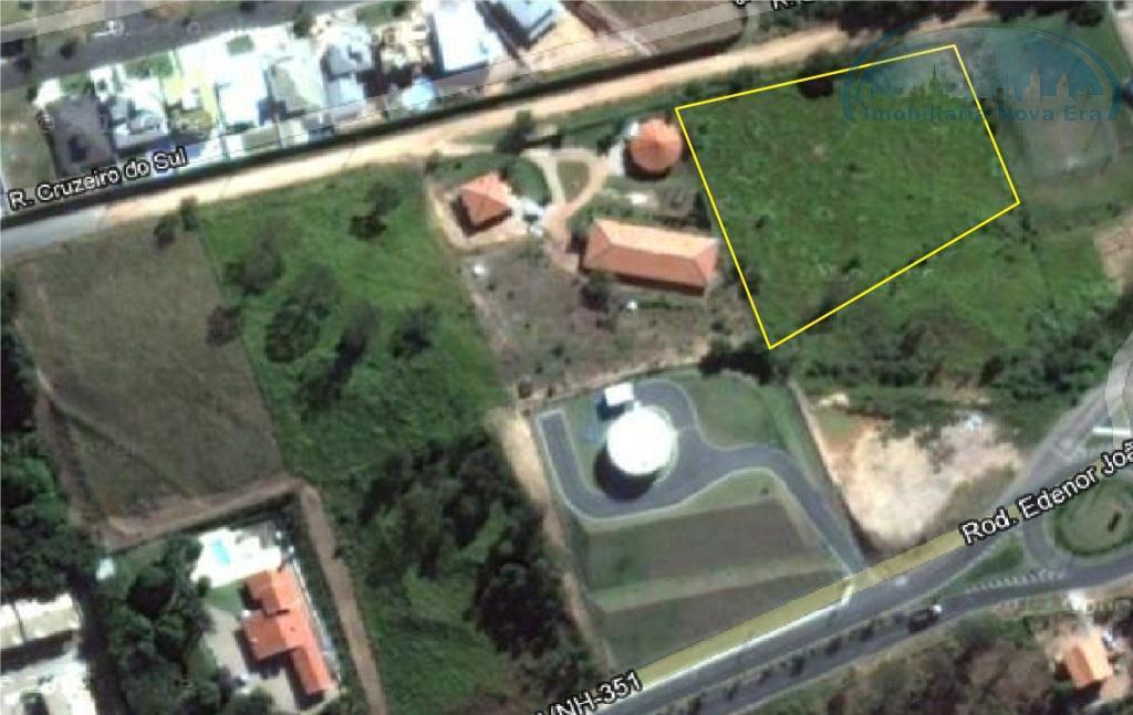 Terreno à venda, 5046 m² por R$ 900.000 - Mirantes Das Estrelas - Vinhedo/SP